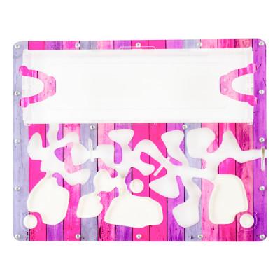 """Комплект муравьиной фермы XXL """"Pink Wood"""""""